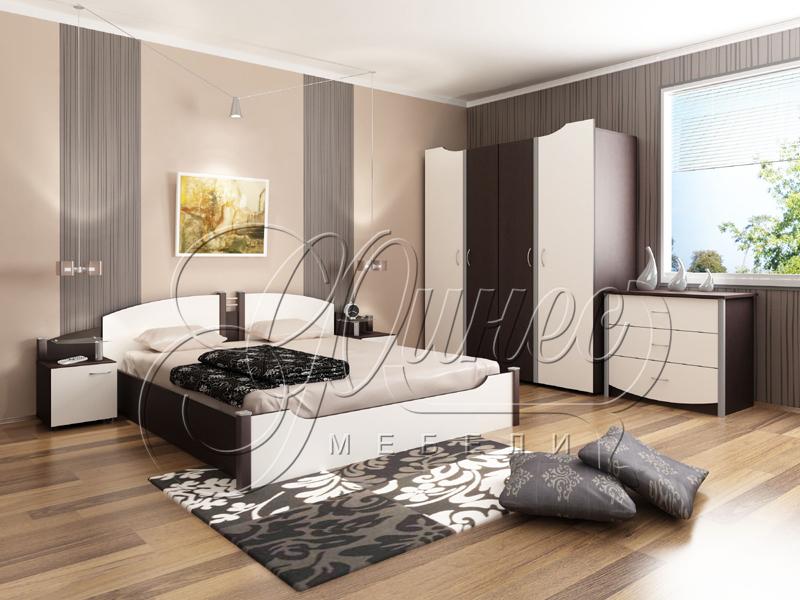 Спалня Памела